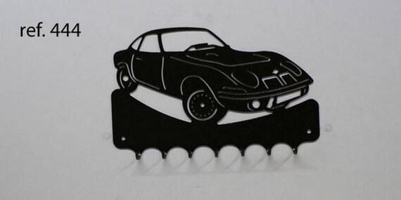 Hangs 26 cm pattern metal keys: Opel GT 1900