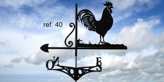 roof Rooster weathervane