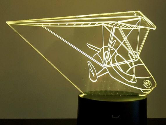 Lamp 3D pattern: pendulum ulm