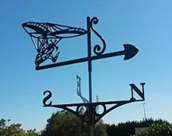 pendulum roof ULM weathervane