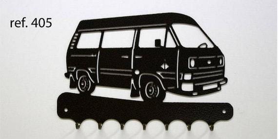 Hangs 26 cm pattern metal keys: VW T3 type bahamas