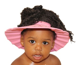 Baby Hair Wash Cap