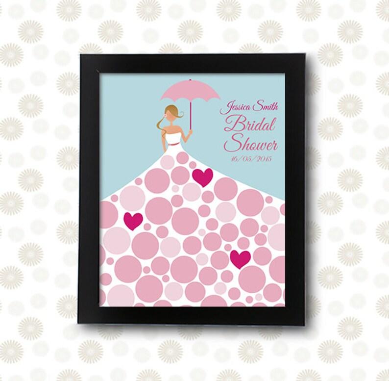 cuadro firmas boda novia vestido / pdf / familia enlace cuadro   etsy