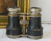 Antique Pair of Field Binoculars