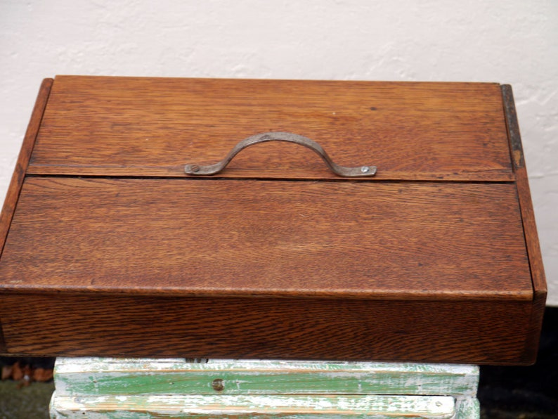 Vintage Cutlery Box Boxes/chests