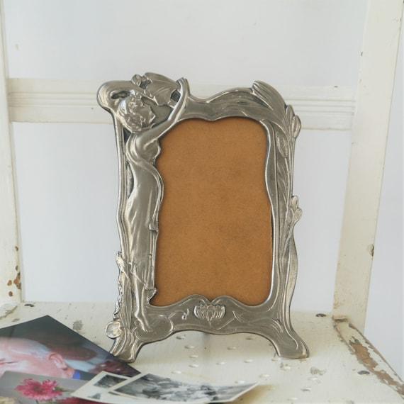Art Nouveau Style Decorative Picture Frame