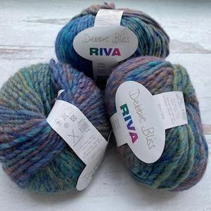 SALE 25/% off Debbie Bliss Riva  Bulky Weight Yarn