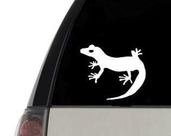 73cf01677607 Gecko car decal | Etsy