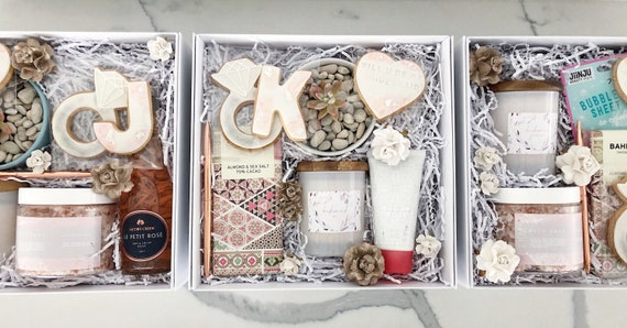 Bridesmaid Hamper by Etsy