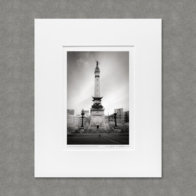 Indianapolis Indiana Soldiers and Sailors Monument