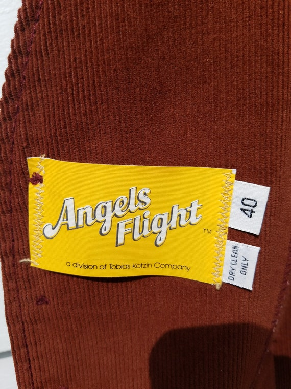 TOBIAS KOTZIN Angels Flight Mens 3 Piece Rust Col… - image 4