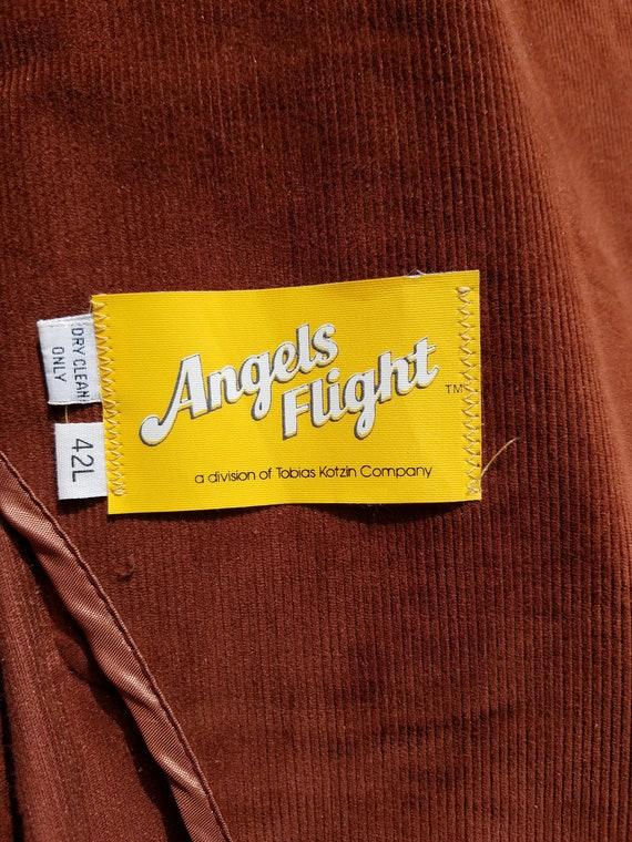 TOBIAS KOTZIN Angels Flight Mens 3 Piece Rust Col… - image 2