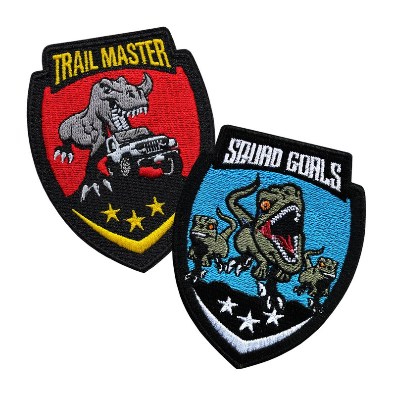 BUNDLE  Trail Master & Squad Goals Set image 0