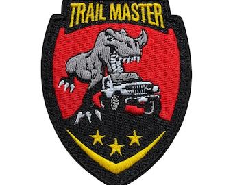 Jurassic Trail Master Patch