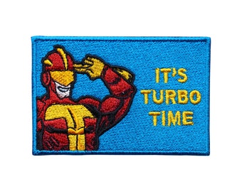 It's Turbo Time Patch