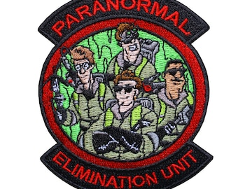 Paranormal Elimination Unit Patch