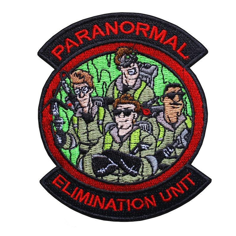 Paranormal Elimination Unit Patch image 0