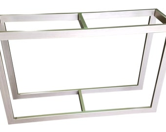 Metal Console Table Base (Brady)