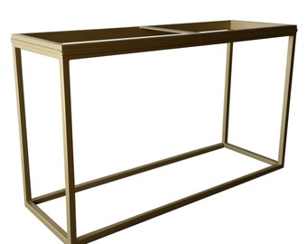 Metal Console Table (Kalista)