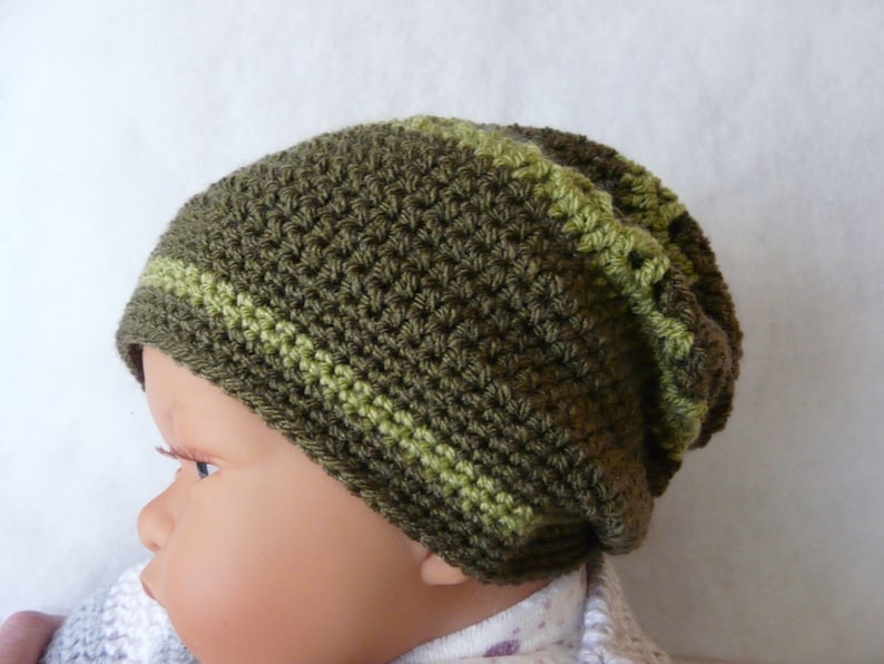 3cf6373f1e4 English Dutch Pattern Baby Baggy   Slouch Beanie for Boys