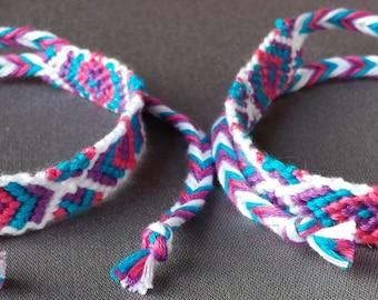 Handmade Macrame Cute Motif Necklace
