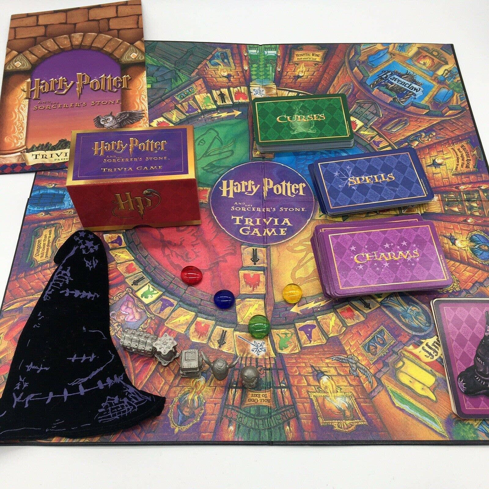 harry potter und der zauberer stein trivia spiel präfekt