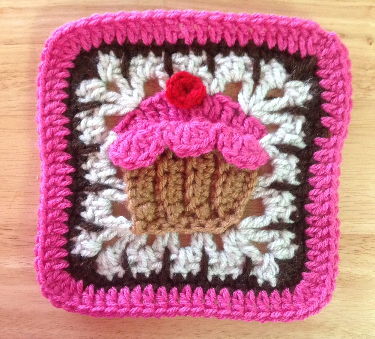 Cupcake Crochet Pattern Awesome Inspiration Design