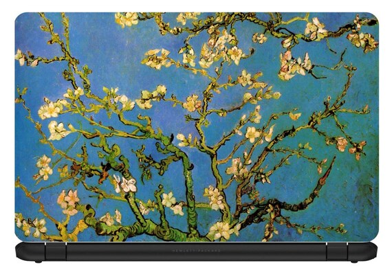 Laptop//Vinyl Skin//Decal//Sticker//Cover-VG03 15.6 inch Van Gogh-Starry Night