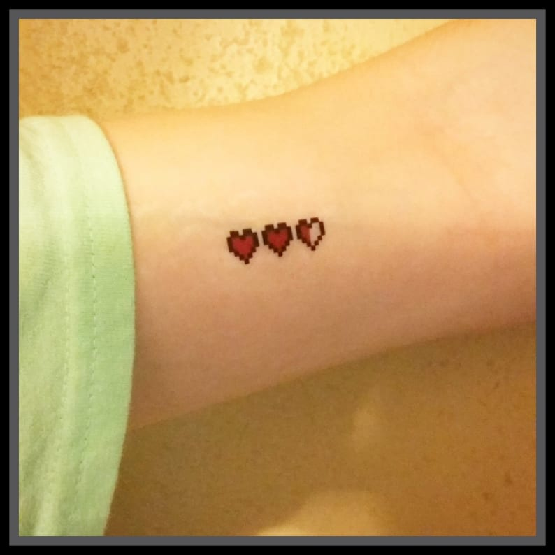 Legend Of Zelda La Boutique Tattoos Tatouages Tatouages Etsy