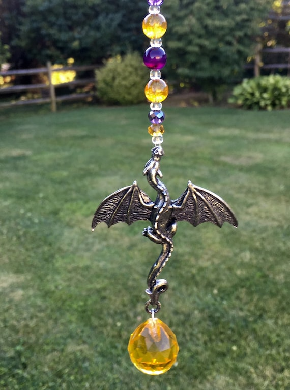 Citrine Wire Wrapped Creativity Inspiration /& Energy Stone Tree of Life Window Hanging  Review Mirror Hanging Sun Catcher