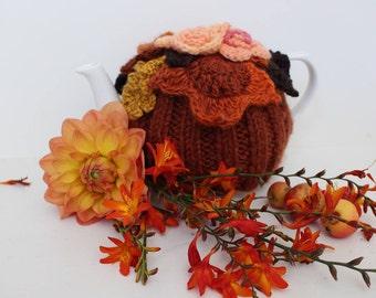 Autumnal Days Tea Cosy