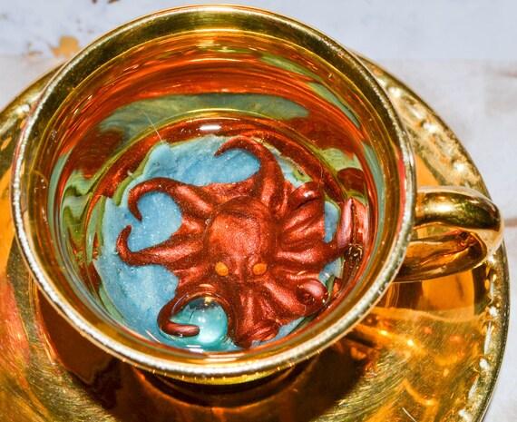 pewter steampunk mug