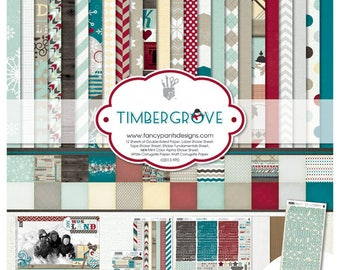 Fancy Pants: Timbergrove Collection Kit