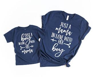 1b92112a Matching Mother and Son Shirts Mommy and Son Shirts Mommy and Me Shirts Boy  Mom Shirts Mother Son Matching Shirts Boy Mom Gift Mother's Day