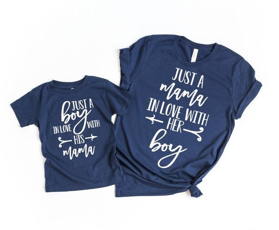 Matching Mother and Son Shirts Mommy and Son Shirts Mommy and Me Shirts Mama/'s Boy Tee Mother Son Matching Shirts Boy Valentine/'s Day Shirts