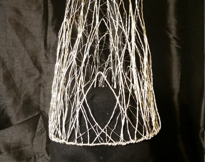 Ice Queen Wire Crown