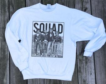 golden girls Sweatshirt, golden girls, squad goals pullover, golden girls jumper, golden girls biker jackets, grandma squad