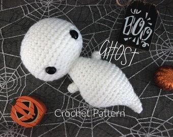 Ghost - Crochet Pattern