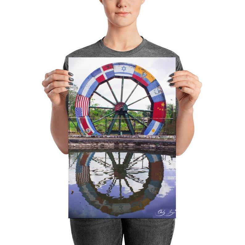 Panamanian Ferris Wheel image 1