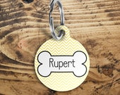 Pet name tag, dog name ta...