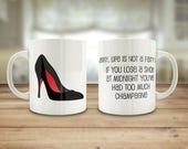 Prosecco mug, Champagne m...