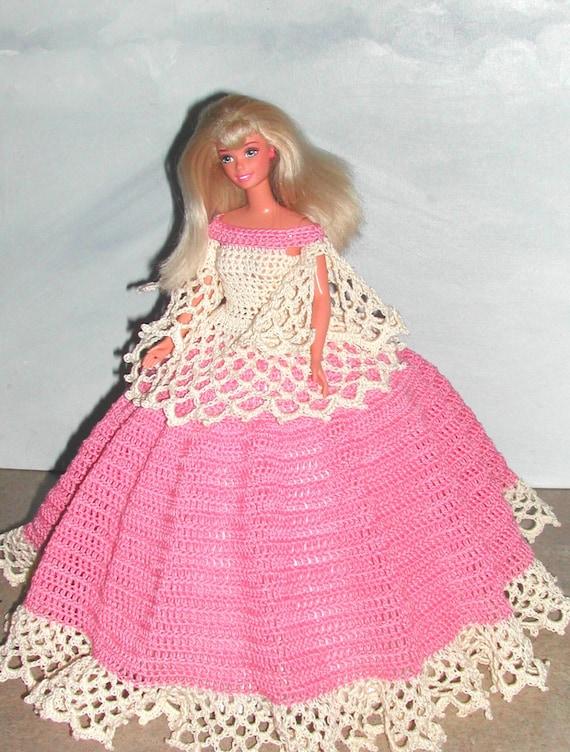 Häkeln Sie Mode Puppe Barbie Pattern 620 südlichen DESIGN | Etsy
