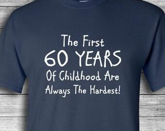 60th Birthday Gift For Men