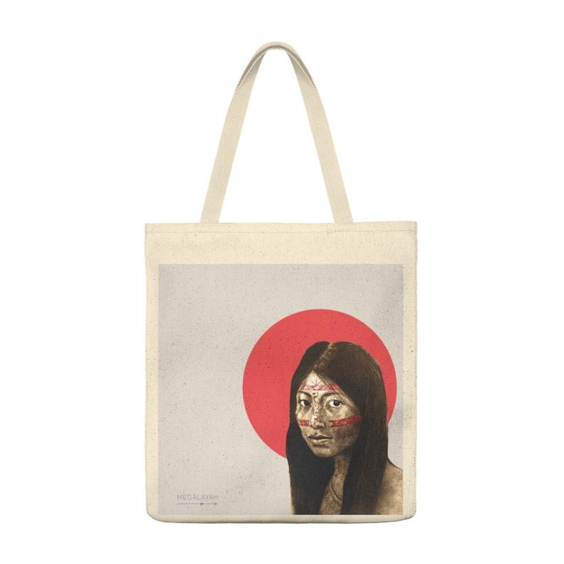 Printed cotton tote bags vegan tote bag beach bag shoulder bag amazonas market bag canvas bags Canvas tote bag
