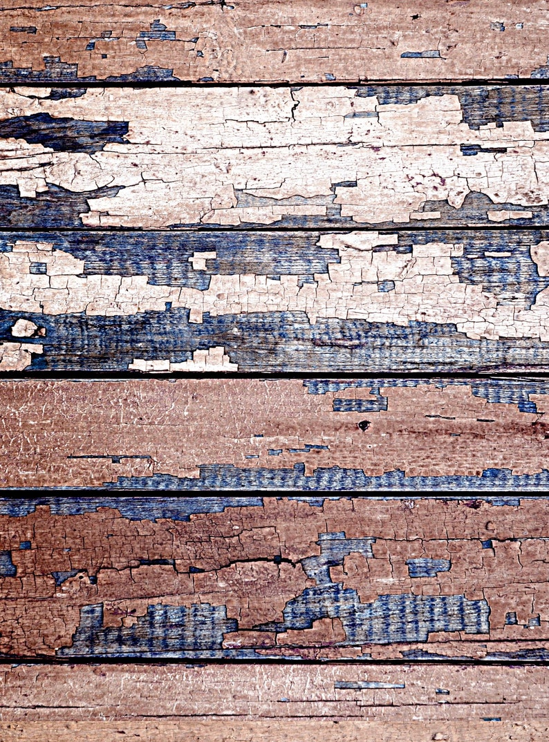 Distressed Wood Backdrop photography Rubber Backed Wood Floor Rustic Wood Durable Flooring Newborn Childrens Photography