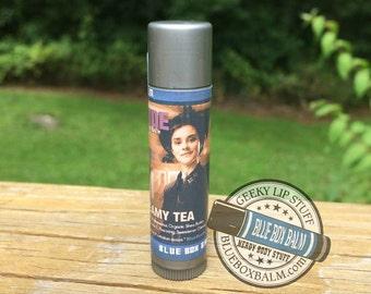 Adelaide - Creamy Tea Flavor - Houdini & Doyle Inspired Lip Balm - Constable Adelaide Stratton