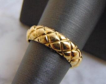1da3e6b2a Womens Vintage Estate 18K Yellow Gold