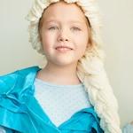 Crochet pattern Elsa hair - wig to dress up - Frozen inspired Elsa hair - snow princess queen - Disney - dress up pattern - crochet hat