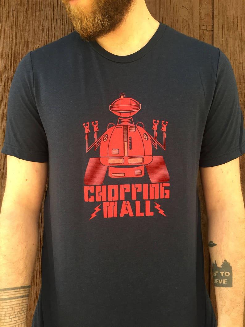 b2312ea10 Chopping Mall T-Shirt | Etsy