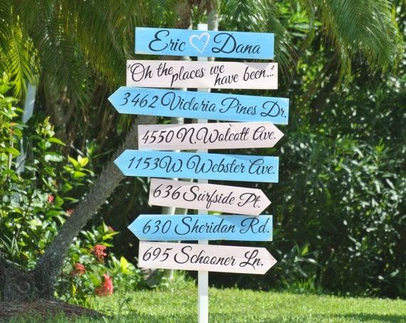 Welcome Wedding Beach Sign, Destination Wood wedding decor. Gift for couple